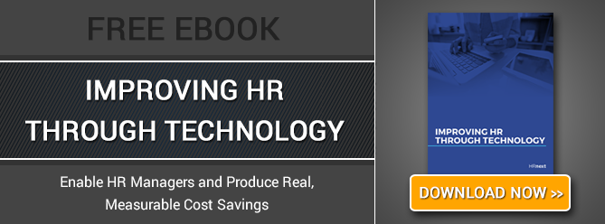 Free eBook - Improving HR through Technology